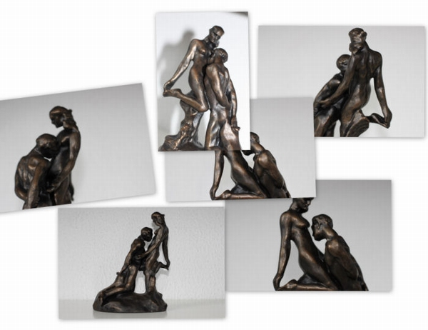 Auguste Rodin - Eeuwig Idool.