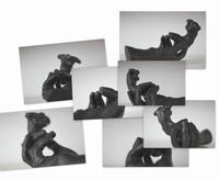 Auguste Rodin - Hand met Torso.